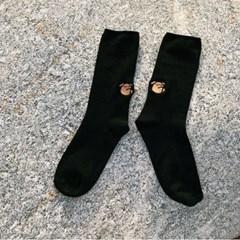 [양말]Mummer black