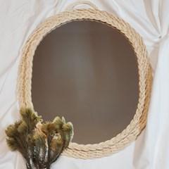 [텐텐클래스] (혜화) 라탄공예 거울 만들기