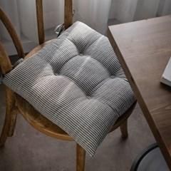 모노데이 빵빵이 의자방석(솜일체형)