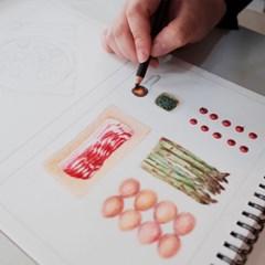 [텐텐클래스] (문래) 손으로 하는 모든 즐거움 모람 색연필(4회)