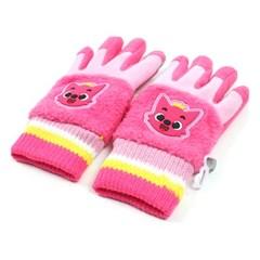 핑크퐁 폴라 손가락장갑