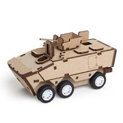 풀백 차륜형 장갑차(TM-554)