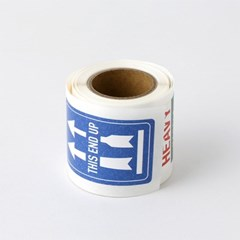 Roll Sticker - Fragile Label