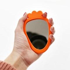 핑크풋 당근 거울