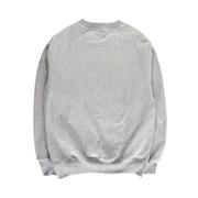 [제이온벨]코튼 맨투맨 기모 티셔츠 그레이JBW18002