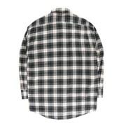 [제이온벨]캐주얼 타탄 체크 긴팔 셔츠 그린JB00051