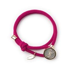세누에르도 향수팔찌 classic collection 1D - hot pink