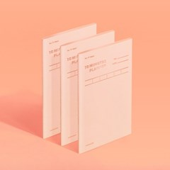 [모트모트] 텐미닛 플래너 31DAYS 스페셜 - 샤인피치 1EA