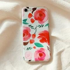 [프롬구원] 로즈 페탈 (Rose Petal) 젤리케이스