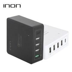 아이논 퀵차지3.0 USB PD 고속 멀티충전기 IN-UC510P
