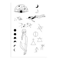 Artonus Tattoo - 02Galaxy