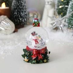 막스(MARKS)_크리스마스 장식 트리 스노우볼 워터볼
