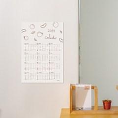 2019 포스터 365 캘린더_복숭아_(1663850)