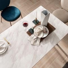 엠마 대리석 4인용 식탁 테이블 1400_(1838654)