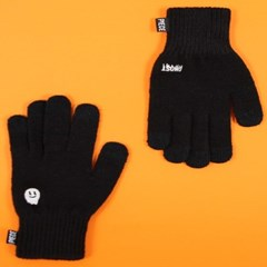 GLOW GHOST SMART GLOVES (BLACK)_(400900033)