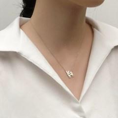 [Silhouette] Papillon necklace