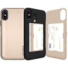 SKINU 유레카 카드수납 케이스 - iPhone XS/X (8핀젠더포함)