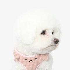 [겨울 한정판] 골덴 곰도리 하네스 핑크