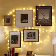 Lovely Wire Lamp (리모콘포함) - 10m / 8가지패턴