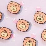 [PLAY 월간배지] 1월의 THING. 돼지띠
