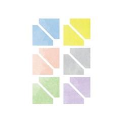 [KITTA seal] 포켓형 데코 스티커_KITD004
