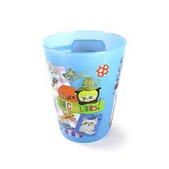 에꾸뜨 일러스트 플라스틱 컵2종(레드/블루)