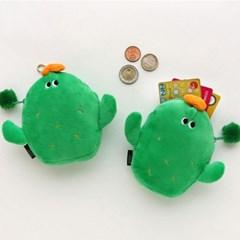 핑크풋 당근친구들 에어팟 파우치 케이스 동전지갑