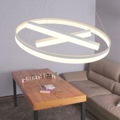 boaz 빅쓰링(LED) 식탁등 거실등 카페 인테리어 조명