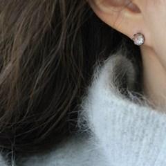 백수정 브라이트 귀걸이