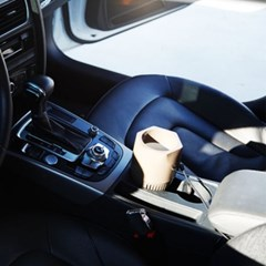 [갓샵 스마트 차량용냉온컵홀더] 최고60℃ 펠티어소자사용