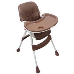 [베이비캠프]PU시트 유아식탁의자/아기식탁의자