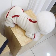 [A.웜플리스올인원]warm fleece AIO_Red