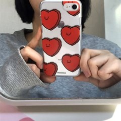 Love you - jelly case