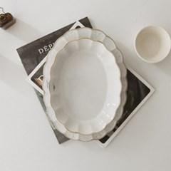 costa nova - oval plate