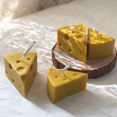 치즈 캔들