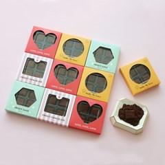 러브파베싱글 초콜릿만들기세트