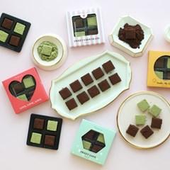 러브파베더블 초콜릿만들기세트
