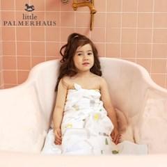 테리파머 토토리_동물원 양면 아기목욕타올 1장 속싸개
