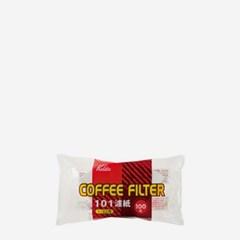 칼리타 NK101 커피필터 100매 화이트 핸드드립_(1295255)