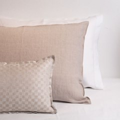 Premium Soft Touch Linen Pillowcase_natural