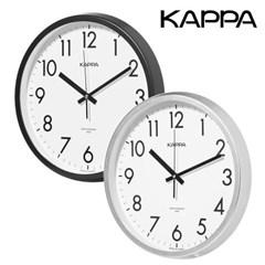 카파 IP209 무소음 인테리어벽시계 2종 택1 국내산
