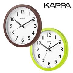카파 IP207 무소음 스탠다드 인테리어벽시계 2종 택1