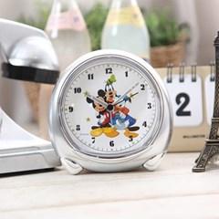 디즈니 D911 미키와친구들 알람탁상시계 라이트_(1548792)