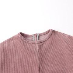 [리틀비티] 포켓 코듀로이 드레스 Ⅱ (인디핑크)_(937183)