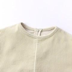 [리틀비티] 포켓 코듀로이 드레스 Ⅱ (크림)_(937181)