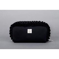 salon pouch(black)