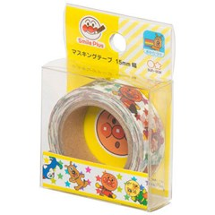 (일본)호빵맨과 친구들 마스킹 테이프(3종)