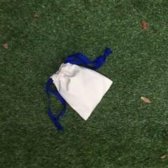 블루 포인트 파우치(Blue point pouch)