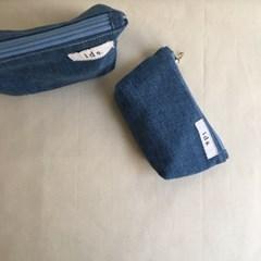 데님 파우치(Denim pouch)