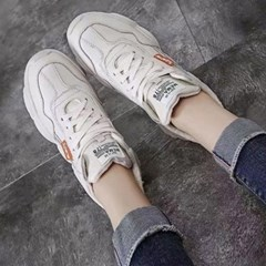 kami et muse 3cm tall up leather trandy sneakers _KM18w307